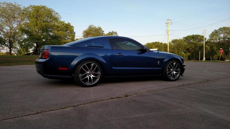 2015 Mustang Wheels >> S550 wheels and brakes - Forums at Modded Mustangs