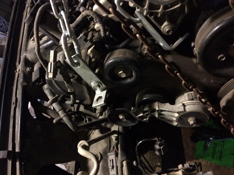 swapping in crown victoria engine - Forums at Modded Mustangs