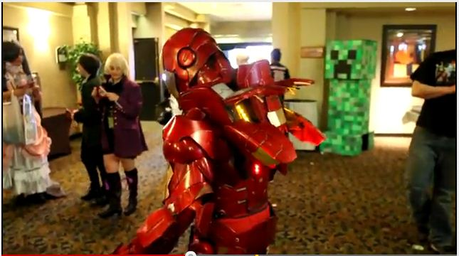 ... Click image for larger version Name IronMan Costume 2. & Realistic Iron Man Costume - Forums at Modded Mustangs