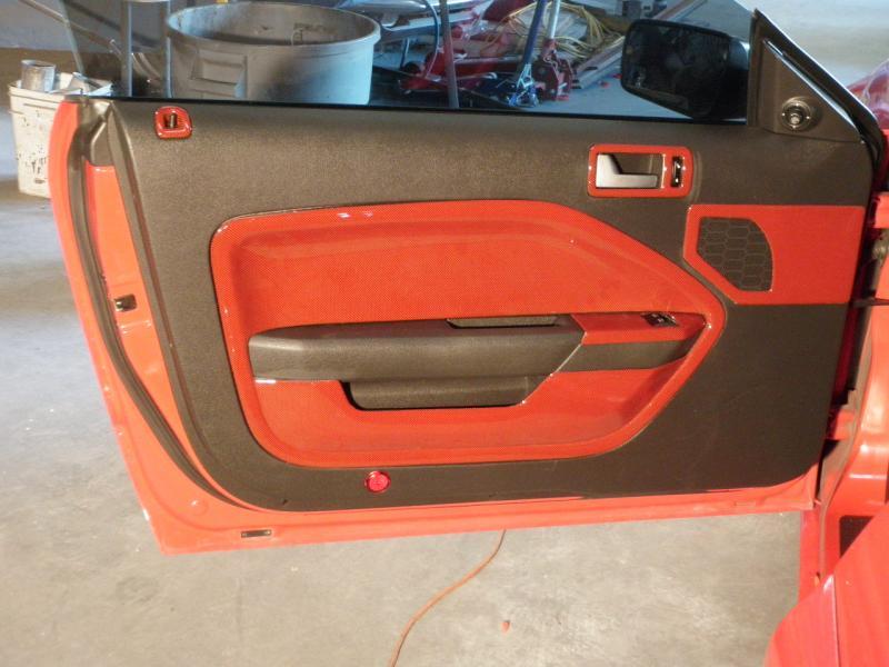 Door Panel Insert Fixes Forums At Modded Mustangs