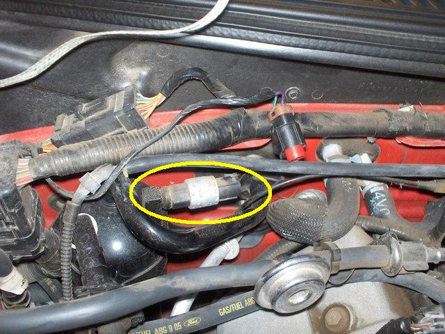 Mustang Ac Compressor Not Engaging