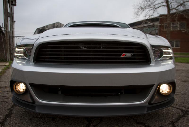 Roush Bottom Grille Delete For 2013 Gt Forums At Modded Mustangs