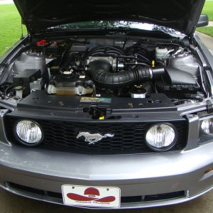 2006 Ford Mustang GT - The goodies