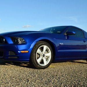 My New 2014 Ford Mustang GT Premium