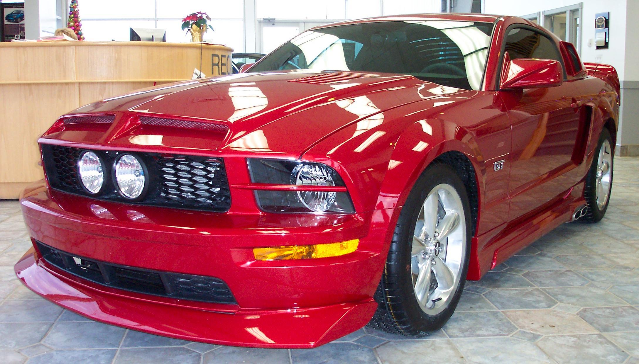 2008 Retro Mach 1